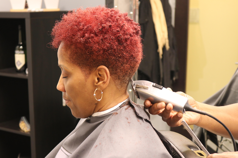 Woman Haircuts Bevans Grooming Barbershop Gaithersburg