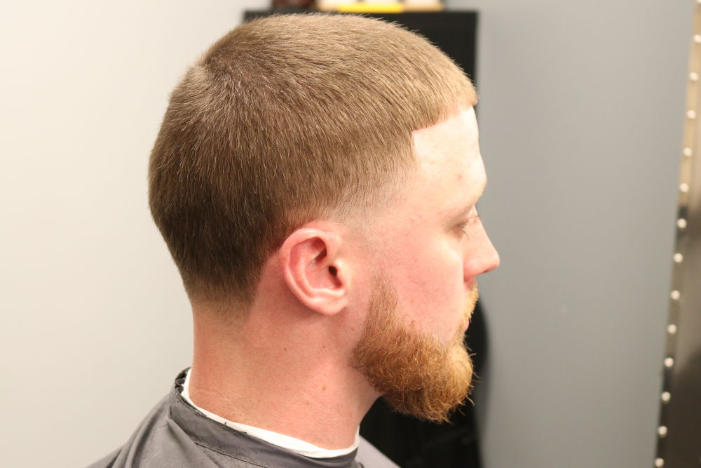Professional Men Fade Haircuts Bevans Grooming Barbershop